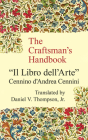 The Craftsman's Handbook (Dover Art Instruction) Cover Image