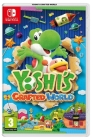 Yoshi's Crafted World Cover Image