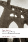 Northanger Abbey, Lady Susan, the Watsons, Sanditon (Oxford World's Classics) Cover Image