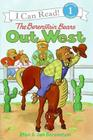 The Berenstain Bears Out West (I Can Read Level 1) Cover Image