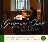 Solesmes Anthology & Sampler Set: Gregorian Chant Cover Image