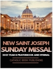 New Saint Joseph Sunday Missal: 2021 Year B Prayer Book and Hymnal for Liturgical Readings During Mass Cover Image