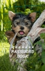 Internet Password Book with Tabs Keeper Manager And Organizer You All Password Notebook hidden Dog: Internet password book password organizer with tab Cover Image