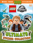 LEGO Jurassic World Ultimate Sticker Collection Cover Image