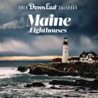 2019 Maine Lighthouses Down East Wall Calendar Cover Image
