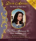 Dear America: The Fences Between Us - Audio Cover Image