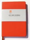Dot Grid Journal - Flame (Dot Grid Journals) Cover Image