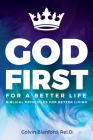 God First For A Better Life Cover Image