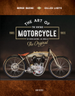 The Art of the Vintage Motorcycle Cover Image