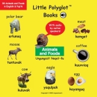Animals and Foods/Ungungssit Neqet-Llu: Bilingual Yup'ik and English Vocabulary Picture Book (with Audio by Native Speakers!) Cover Image