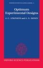 Optimum Experimental Designs (Oxford Statistical Science #8) Cover Image