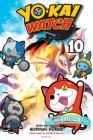YO-KAI WATCH, Vol. 10 Cover Image