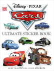 Ultimate Sticker Book: Disney Pixar Cars: More Than 60 Reusable Full-Color Stickers Cover Image