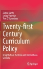 Twenty-First Century Curriculum Policy: Insights from Australia and Implications Globally Cover Image