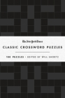 The New York Times Classic Crossword Puzzles (Black and White): 100 Puzzles Edited by Will Shortz Cover Image