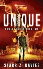 Unique: A Young Adult Sci-fi Dystopian (Powers Book 2) Cover Image