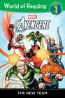 World of Reading: Avengers The New Team: Level 1 Cover Image