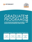 Graduate Programs in the Biological/Biomedical Sciences & Health-Related Medical Professions 2021 Cover Image