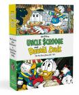 Walt Disney Uncle Scrooge And Donald Duck The Don Rosa Library Vols. 7 & 8: Gift Box Set (Walt Disney Series) Cover Image