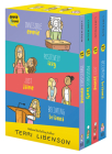 Emmie & Friends 4-Book Box Set: Invisible Emmie, Positively Izzy, Just Jaime, Becoming Brianna Cover Image