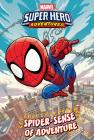 Spider-Man: Spider-Sense of Adventure Cover Image