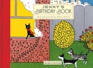 Jenny's Birthday Book (Jenny's Cat Club) Cover Image