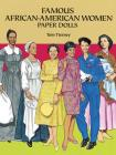Famous African-American Women Paper Dolls (Dover Paper Dolls) Cover Image