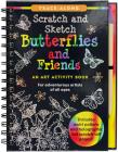 Scratch & Sketch(tm) Butterflies & Friends (Trace Along) Cover Image