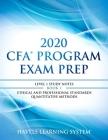 2020 CFA Program Exam Prep Level 1: 2020 CFA level 1, Book 1: Ethical and Professional Standards & Quantitative Methods Cover Image