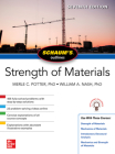 Schaum's Outline of Strength of Materials, Seventh Edition Cover Image