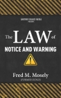 The Law of Notice and Warning Cover Image
