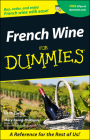 French Wine for Dummies Cover Image