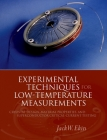 Experimental Techniques: Cryostat Design, Material Properties and Superconductor Critical-Current Testing Cover Image