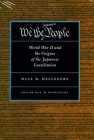 We, the Japanese People: World War II and the Origins of the Japanese Constitution Cover Image
