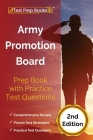 Army Promotion Board Prep Book with Practice Test Questions [2nd Edition] Cover Image