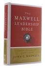 NKJV, Maxwell Leadership Bible, Third Edition, Hardcover, Comfort Print Cover Image