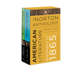 The Norton Anthology of American Literature Cover Image