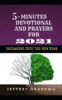 5-Minutes Devotional and Prayers for 2021: Declaring Into the New Year Cover Image