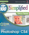 Photoshop CS4: Top 100 Simplified Tips & Tricks Cover Image