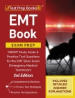 EMT Book Exam Prep: NREMT Study Guide and Practice Test Questions for the EMT Basic Exam (Emergency Medical Technician) [3rd Edition] Cover Image
