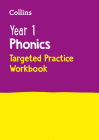 Collins Year 1 Phonics Targeted Practice Workbook: Covers Letter and Sound Phrases 5 – 6 Cover Image