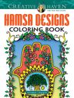 Hamsa Designs Coloring Book (Creative Haven Coloring Books) Cover Image
