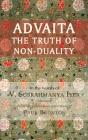 Advaita: The Truth of Non-Duality Cover Image