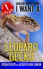 I Want A Leopard Gecko: Book 1 Cover Image