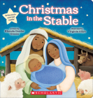 Christmas in the Stable (Touch-and-Feel Board Book) Cover Image