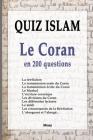 QUIZ ISLAM, Le Coran en 200 questions Cover Image