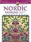 Creative Haven: Nordic Designs Coloring Book (Creative Haven Coloring Books) Cover Image