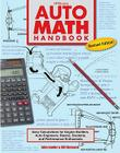 Auto Math Handbook HP1554: Easy Calculations for Engine Builders, Auto Engineers, Racers, Students, and Per formance Enthusiasts Cover Image