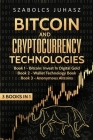 Bitcoin & Cryptocurrency Technologies: 3 Books in 1 Cover Image