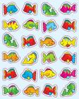 Fish Shape Stickers Cover Image